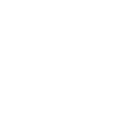 White telecommunication tower icon with transparent background for Future Engineering